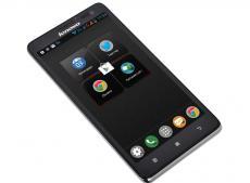 смартфон lenovo ideaphone s856 (p0r1000aru) silver 2sim/5.5