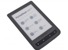 Электронная книга PocketBook 626 PLUS Grey 6