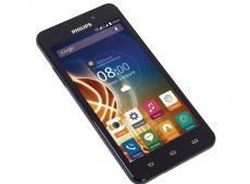 Смартфон Philips Xenium V526 LTE Navy 2Sim/ 5