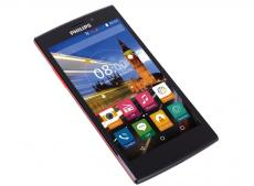 смартфон philips s337 (black+red) 2sim/ 5