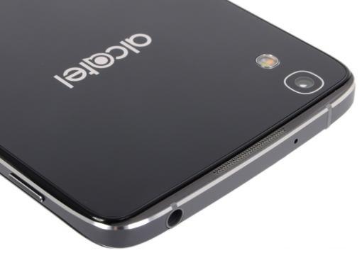 смартфон alcatel ot6055k idol 4 (2sim) (dark gray)