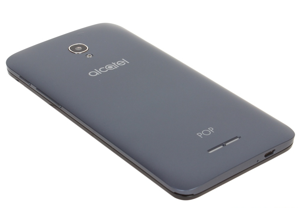 смартфон alcatel 5056d pop 4 (2 sim) (uv slate)