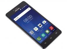 смартфон philips s326 (gray) 2sim/ 5
