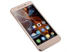 смартфон lenovo ideaphone vibe k5 plus a6020a46 2sim (pa2r0013ru) lte gold