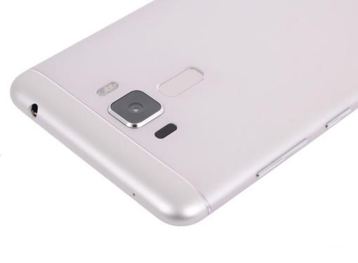 Смартфон Asus ZenFone 3 Laser (ZC551KL/Metal/Silver) Qualcomm MSM8937 (1.4/2G/32G/MicroSD/5.5