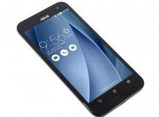 Смартфон Asus ZenFone 2 Laser (ZE500KL/Silver) Qualcomm MSM8916 (1.2)/2Gb/32Gb/MicroSD/5