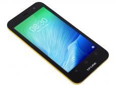 Смартфон Neffos Y5L TP801A31RU Sunny Yellow Qualcomm Snapdragon 210 (1.1)/8 Gb/1 Gb/4.5