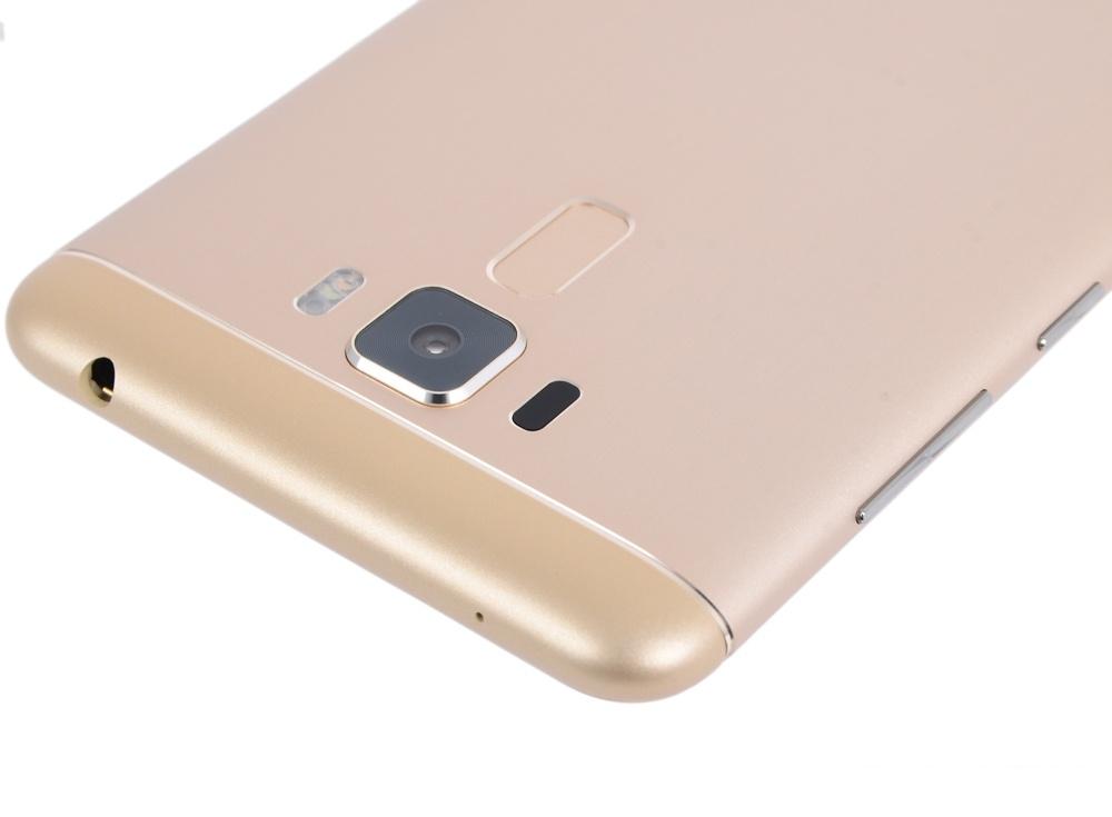Смартфон Asus ZenFone 3 Laser (ZC551KL/Metal/Gold) Qualcomm MSM8937 (1.4)/2G/32G/MicroSD/5.5