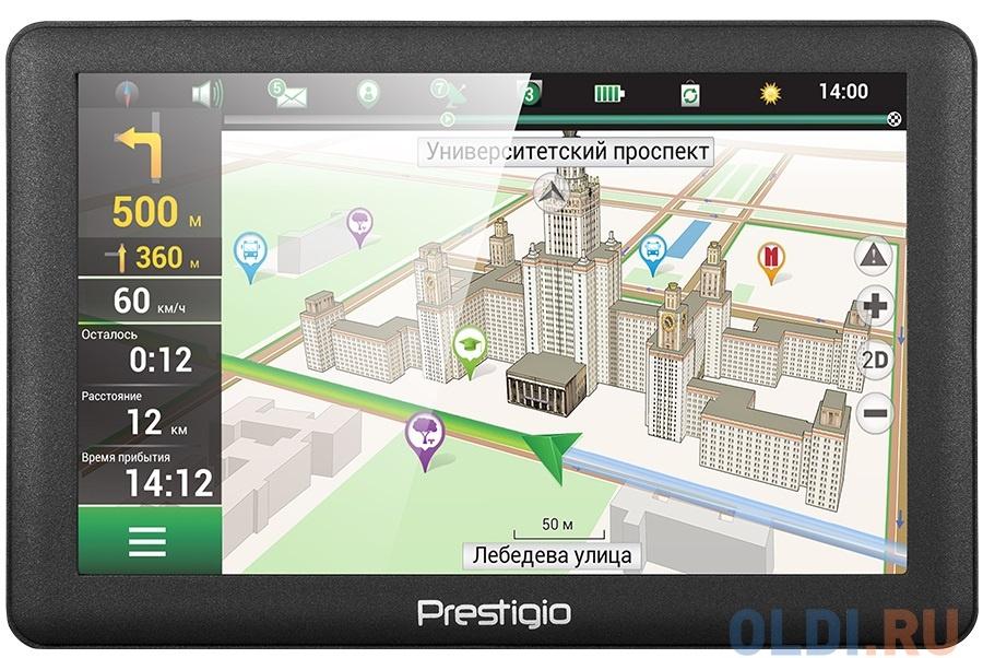 Навигатор Prestigio GeoVision 5066