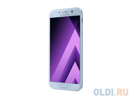 Смартфон Samsung Galaxy A7 (2017) SM-A720F голубой