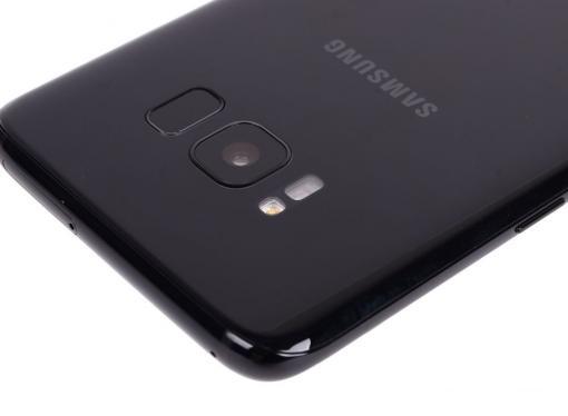 Смартфон Samsung G950F GALAXY S8 (64 GB) SM-G950 черный бриллиант