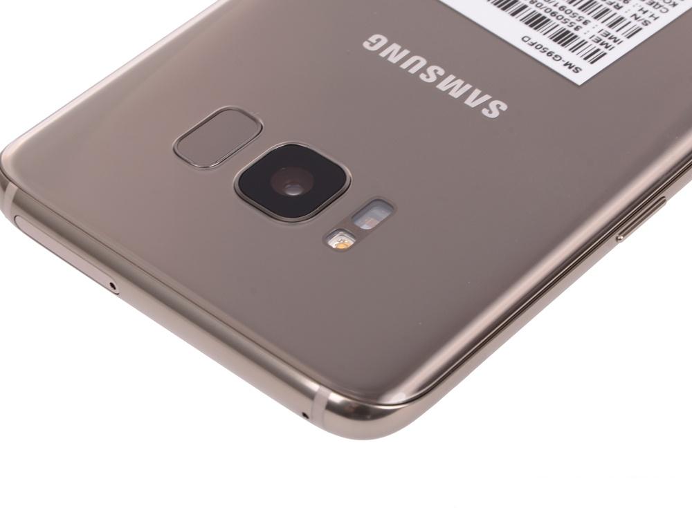 Смартфон Samsung G950F GALAXY S8 (64 GB) SM-G950 желтый топаз
