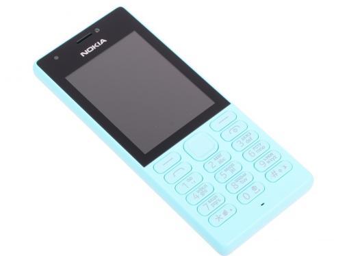 Мобильный телефон NOKIA 216 DS blue 2.4