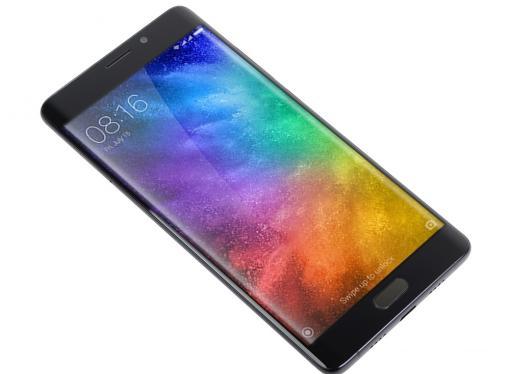 Смартфон Xiaomi Mi Note 2 Black 4 Core(2.35GHz+1.6GHz)/4GB/64GB/5.7'' 1920x1080/2 Sim/3G/LTE/BT/Wi-Fi/NFC/GPS/Android