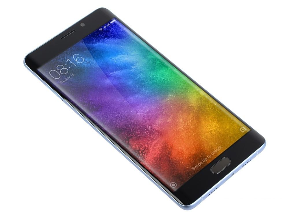 Смартфон Xiaomi Mi Note 2 Silver Black 4 Core(2.35GHz+1.6GHz)/4GB/64GB/5.7'' 1920x1080/2 Sim/3G/LTE/BT/Wi-Fi/NFC/GPS/Android