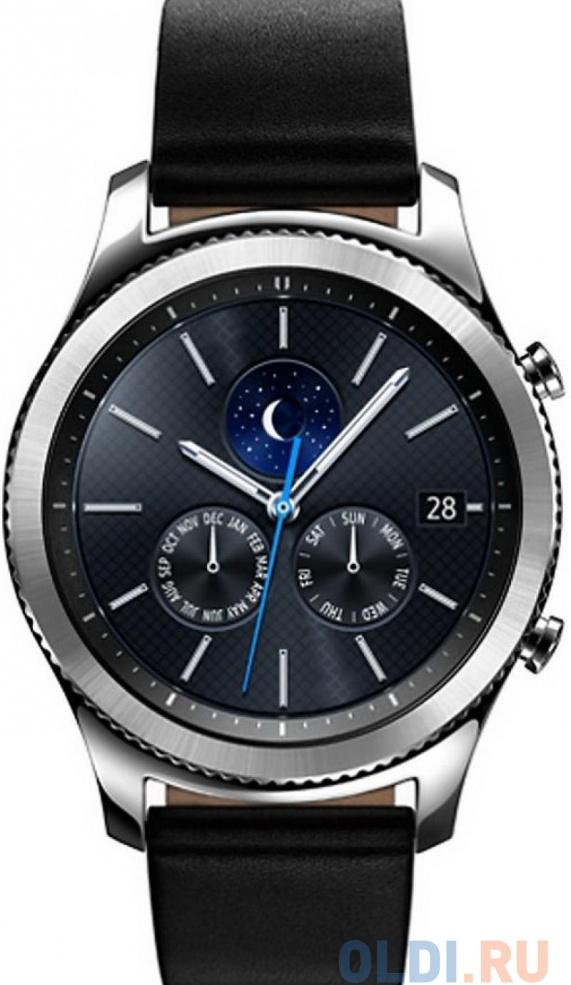 Смарт-часы Samsung Galaxy Gear S3 classic SM-R770 1.3