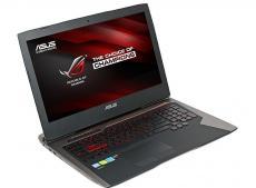 ноутбук asus g752vm i7-6700hq (2.6)/16gb/1tb+256gb ssd/17,3