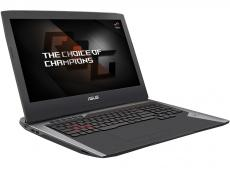 ноутбук asus g752vm-gc073t i7-6700hq (2.6)/24gb/1t+256gb ssd/17,3