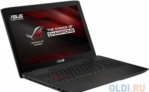 Ноутбук Asus GL552VW-CN866T i5-6300HQ (2.3)/8G/1T/15.6