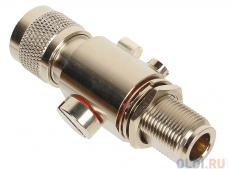 Грозозащита ВЧ N-type Plug/Juck(M/F) TP-LINK TL-ANT24SP 2.4GHz, N-type Male to Female, защита от скачков напряжения