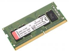 Память SO-DIMM DDR4 8Gb (pc-17000) 2133MHz Kingston S8 (Retail) KVR21S15S8/8
