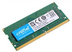 Память SO-DIMM DDR4 4Gb (pc-17000) 2133MHz Crucial SRx8 CT4G4SFS8213