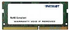 Оперативная память для ноутбуков SO-DDR4 16Gb PC4-17000 2133MHz DDR4 DIMM Patriot PSD416G21332S
