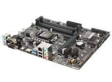 Материнская плата ASUS PRIME B250M-A (S1151, B250, 4*DDR4, 1xPCI-E x16, 2xPCI-E x1, SATA3, D-SUB, HDMI, DVI, PS/2, 2xUSB3.0, ATX, Retail)