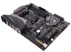 Материнская плата ASUS CROSSHAIR VI HERO (AM4, AMD X370, 4*DDR4, 2*PCI-E 3.0x16, 1xPCIe 2.0x16, 3xPCIe 2.0x1, SATA3, 2xUSB3.1, 8xUSB 3.0, Lan, ATX, Retail)