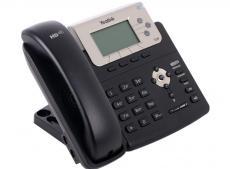 телефон voip yealink sip-t23p sip-телефон, 3 линии, poe