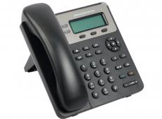 Телефон IP Grandstream GXP-1610 2 линии 1 SIP-аккаунт 2x10/100Mbps LCD