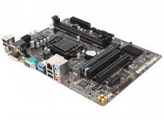 Материнская плата GIGABYTE GA-H110M-S2PV (S1151, iH110, 2*DDR4, PCI-E16x, SVGA, DVI, SATA III, GB Lan, USB3.0, COM, mATX, Retail)
