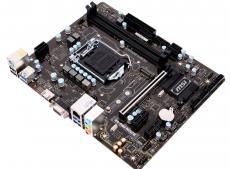 Материнская плата MSI B250M PRO-VH (S1151, B250, 2*DDR4, PCI-E16x, D-SUB, HDMI, SATA III, M.2, GB Lan, USB3.1Gen1, mATX, Retail)