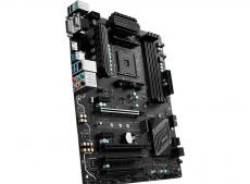 Материнская плата MSI B350 PC MATE (AM4, AMD B350, 4*DDR4, 2*PCI-E16x, HDMI, D-SUB, SATAIII+RAID, M.2, GB Lan, USB 3.1Gen1, ATX, Retail)