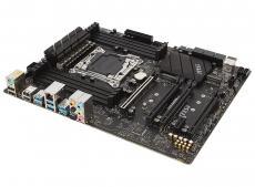 Материнская плата MSI X299 RAIDER (S2066, X299, 8*DDR4, 4*PCI-E16x, PCI-E1x, SATA III+RAID, M.2, U.2, GB Lan, USB3.1, ATX, Retail)