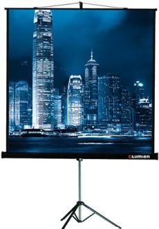 [LMV-100107] Экран на штативе Lumien Master View 153x203 см Matte White FiberGlass, черн. кайма по периметру, устойчивый штатив