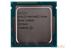 Процессор Intel Pentium G3260 OEM 3.3GHz, 3Mb, LGA1150 (Haswell)