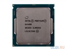 Процессор Intel Pentium G4400 OEM 3.3GHz, 3Mb, LGA1151, Skylake