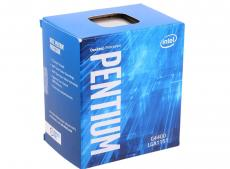 Процессор Intel Pentium G4400 BOX  TPD 54W, 2/2, Base 3.3GHz, 3Mb, LGA1151 (Skylake)