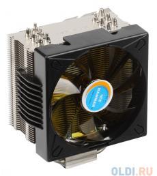 Кулер для процессора Ice Hammer IH-4700 (SocketAM3/LGA775/1366/1156/1155, т/трубки 6шт*6мм, Cu Base)