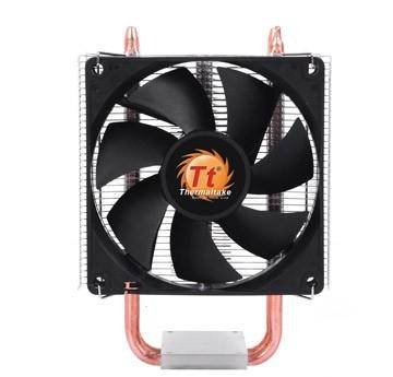 Кулер для процессора Thermaltake Contac 16 CLP0598 (1155/1156/775/FM1/AM3+/AM3/AM2+/AM2) fan 9 cm, 2400 RPM