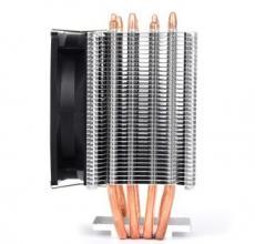 Кулер для процессора Thermaltake Contac 21 CLP0600 (1366/1155/1156/775/FM1/AM3+/AM3/AM2+/AM2) fan 9 cm, 1000-2400 RPM