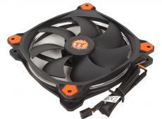 Вентилятор Thermaltake Riing 14 LED 140mm Orange + LNC (CL-F039-PL14OR-A)