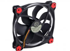 Вентилятор Thermaltake Riing 14 LED 140mm Red + LNC (CL-F039-PL14RE-A)