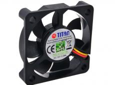 Вентилятор TITAN TFD-5010M12Z 4500 RPM, 1.08W, 8.63 CFM, (23 dBA, 50x50x10 (z-axis, до 60,000 часов)