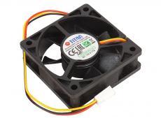 Вентилятор TITAN TFD-6020M12Z , 60x60x20 mm, z-axis, 3-PIN, 4000 RPM, (26 dBA