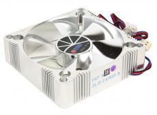 Вентилятор TITAN TFD-A9225L12Z(RB) Aluminum Frame Fan , 92x92x25мм, z-axis, 3-PIN, 1800 ± 10% RPM , ( 22 dBA