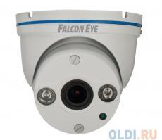 ip-камера falcon eye fe-ipc-dl130pv 1.3 мегапиксельная уличная купольная, h.264, протокол onvif, разрешение 960p, матрица 1/3
