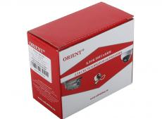 Блок питания для видеокамер Orient SAP-02N, OUTPUT: 12V DC 1000mA