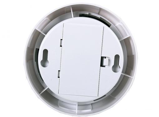 Муляж камеры видеонаблюдения Orient AB-DM-26, LED (мигает), полусфера, питание: батарейки АA - 2шт, для установки внутри помещения